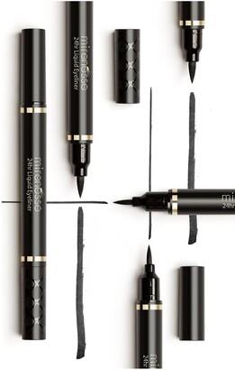 Mirenesse Liquid Define Art Duet 24hr Eye Liner - Black