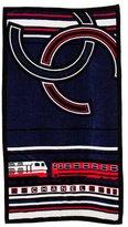Chanel CC Train Towel