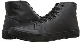 Rag & Bone Standard Issue Leather High Top (Black) Men's Shoes