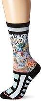 Stance Women's Sass Tomboy Light Crew Sock