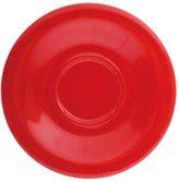 Kahla Pronto Colore Coaster, Saucer, Porcelain, Red, 18 cm, 203515A60005C