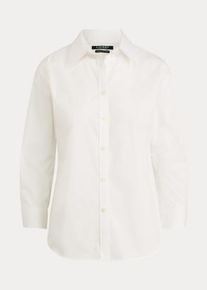 Ralph Lauren Easy Care Cotton-Blend Shirt