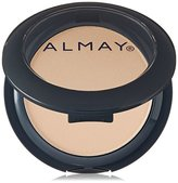 Almay Smart Shade Skintone Matching Pressed Powder, Light/Medium, 0.20 Ounce