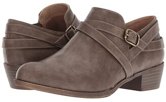 LifeStride Adley (Taupe) Women's Boots
