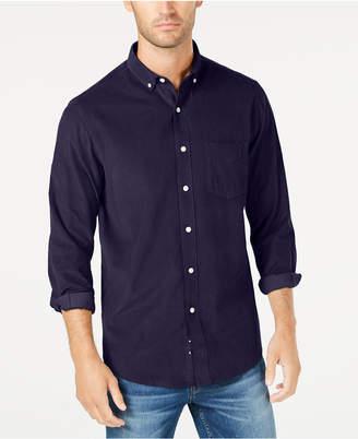 Club Room Men Corduroy Shirt