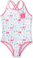 RED WAGON Girl's Mermaid Swimsuit