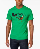 Barbour Men's Pheasant Logo-Print T-Shirt