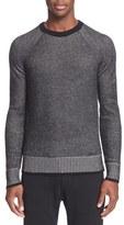 Belstaff Men's 'Nelson' Wool & Cashmere Waffle Knit Pullover