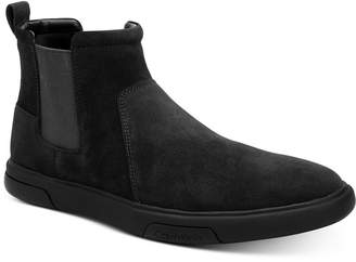 Calvin Klein Men Gideon Chelsea Boots Men Shoes