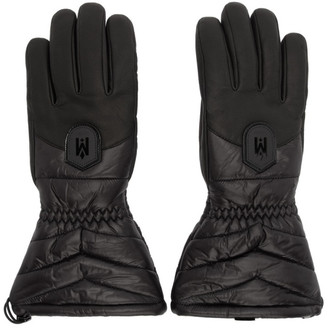 Mackage Black Adley Gloves