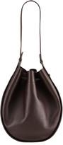 The Row XL Drawstring Hobo Bag