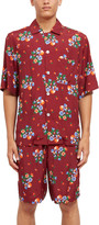 Opening Ceremony Short Sleeve Unisex Button Down Shirt