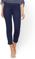 New York & Co. The Audrey Crop Pant - Solid