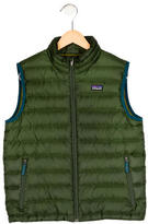 Patagonia Boys' Down Puffer Vest