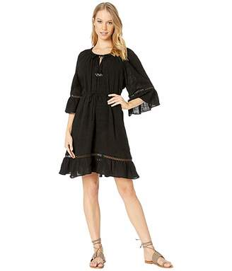 Seafolly Bell Sleeve Cover-Up