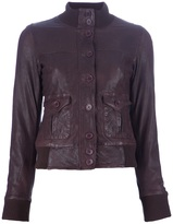 Le Sentier Leather jacket