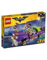 Batman LEGO The Movie The Joker Lowrider