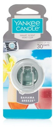 Yankee Candle Bahama Breeze Smart Scent Vent Clip