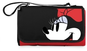 Picnic Time Oniva by Disney's Minnie Mouse Blanket Tote Outdoor Picnic Blanket