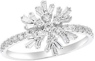 Diana M Fine Jewelry 14K 0.62 Ct. Tw. Diamond Ring