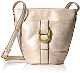 Anne Klein Making The Rounds Small Bucket Cross Body