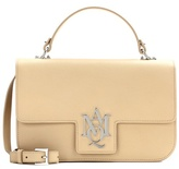 Alexander McQueen Insignia Leather Satchel