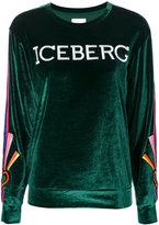 Iceberg Cinilia logo sweatshirt