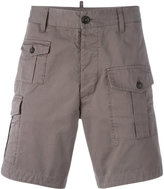 DSQUARED2 classic cargo shorts - men - Cotton - 48
