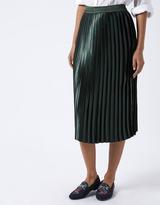 Monsoon Phoebe Pleated Skirt