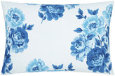 Cath Kidston Peony Blossom Pillowcase - Blue - 50x75cm