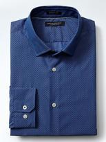Banana Republic Grant-Fit Circle Print Supima® Cotton Shirt
