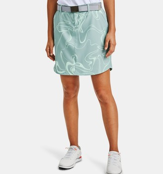 Under Armour Women's UA Links Woven Printed Skort
