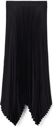 Tory Burch Sunburst Pleated Skirt