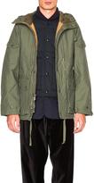 Engineered Garments Double Cloth Field Jacket