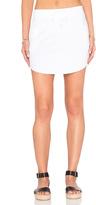 Feel The Piece Maier Tie Waist Mini Skirt