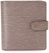 Louis Vuitton Pre-Owned Taupe Epi Leather Compact Wallet
