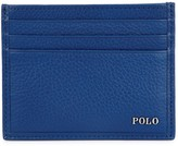 Polo Ralph Lauren Blue Leather Card Holder