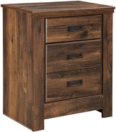 Signature Design by Ashley Quinden 2-Drawer Nightstand