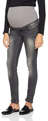 Noppies Women's's Jeans OTB Skinny Avi Everyday Grey Maternity C334, 26W x 32L