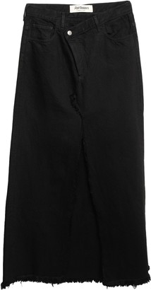 Roy Rogers ROY ROGER'S Denim skirts