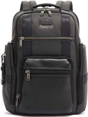 Tumi Alpha Sheppard Deluxe Brief Backpack