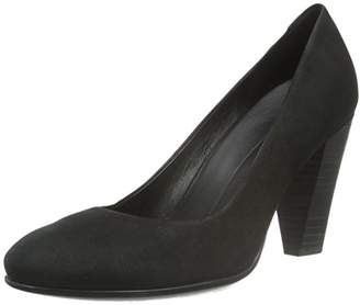 Ecco Women's Shape 75 Closed-Toe Pumps, Black, Black (2001black)
