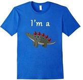 I A Stegosaurus Shirt Dinosaur - ShopStyle U...