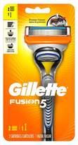 Gillette Fusion® Men's Razor with Fusion Razor Blades - 2ct