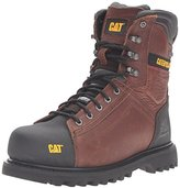"Caterpillar Men's Control 8"" WP TX Comp Toe Industrial and Construction Shoe"
