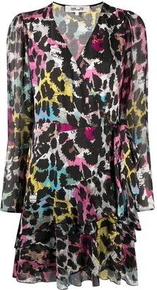 Diane von Furstenberg Keyla wrap dress