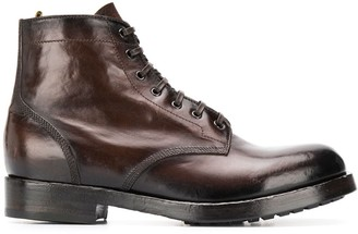 Officine Creative Lowry derby boots