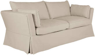 OKA Aubourn 3-Seater Sofa Cover - Natural
