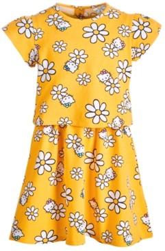 Hello Kitty Little Girls Daisy Dress