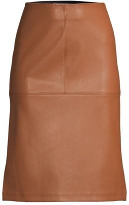 Brochu Walker Forde A-Line Skirt